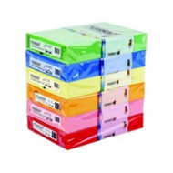 A4 Mixed Coloured 80gsm Printer Copier Paper 500 Sheets (Set of 6)