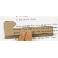Dyslexia Translucent Reading Line Tracker
