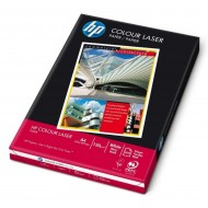 Hewlett Packard [HP] Laser Paper Smooth ColorLok 120gsm A4 White (500 Sheets)