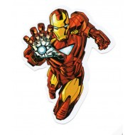 Marvel Iron Man 'Action Pose' Sticker
