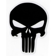 Marvel Punisher Sticker